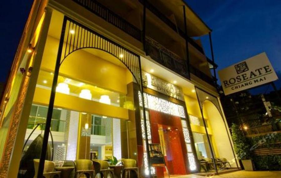 Roseate Hotel Chiang Mai (清迈红燕酒店)