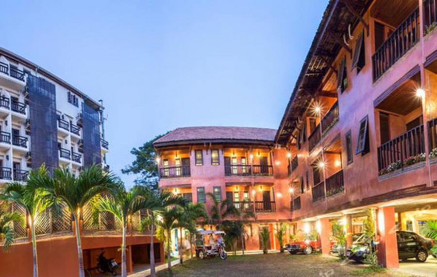 清迈雨林精品酒店