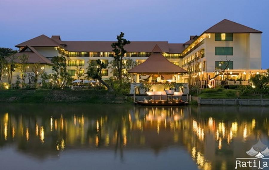 清迈慧慧兰娜河畔温泉度假酒店