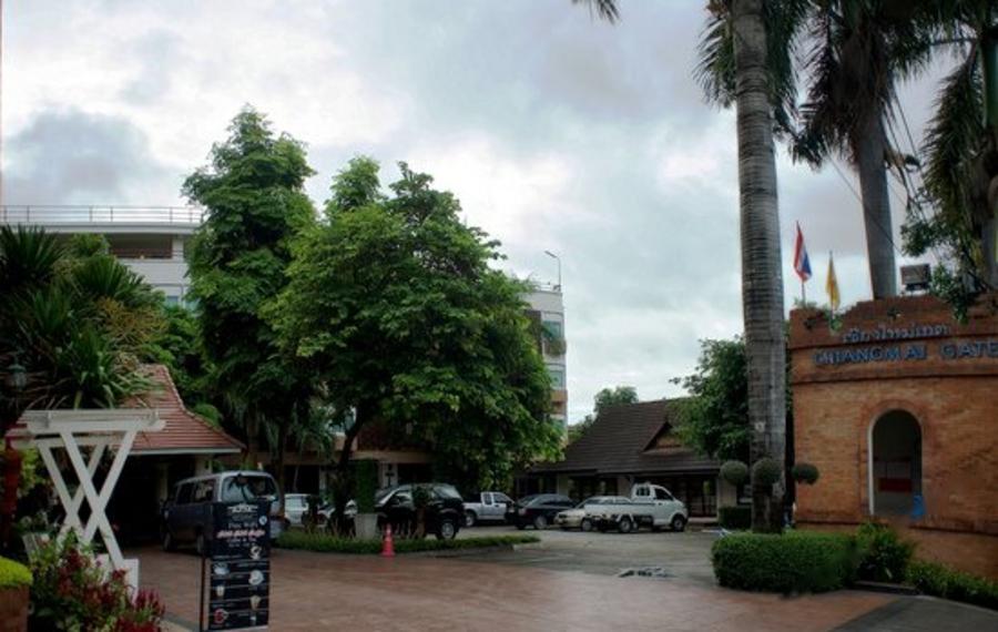 清迈门酒店