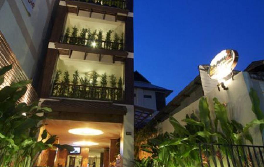 清迈阿诺马精品酒店