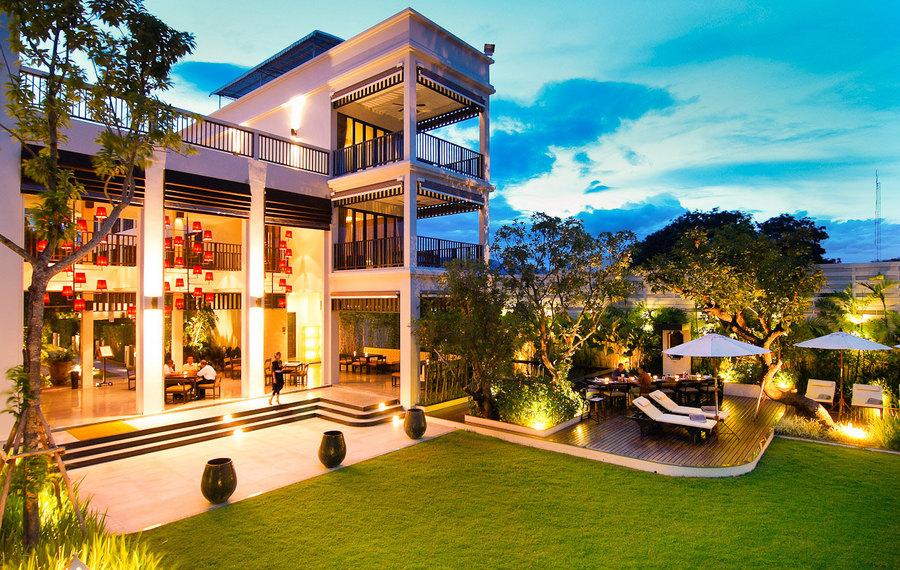 Aruntara Riverside Boutique Hotel Chiang Mai (清迈阿兰塔拉河畔精品酒店)