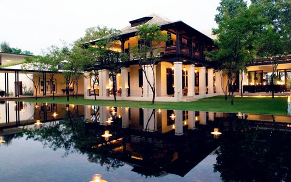 Anantara Chiang Mai Resort & Spa (清迈安纳塔拉Spa度假酒店)