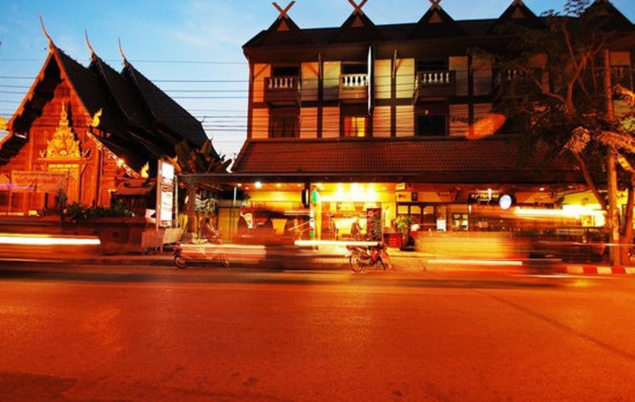 Parasol Inn Hotel Chiang Mai (清迈梧桐酒店)