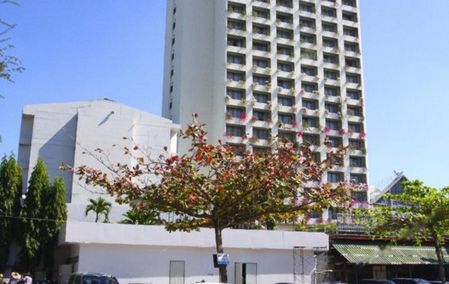 Pornping Tower Hotel(坡平城堡酒店)