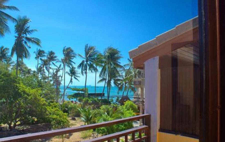 苏梅岛潜水度假酒店