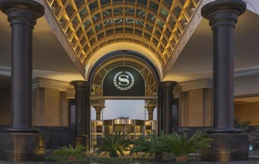 迪拜阿联酋购物中心喜来登酒店