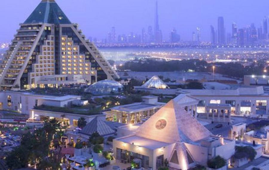 Raffles Dubai (迪拜莱佛士酒店)