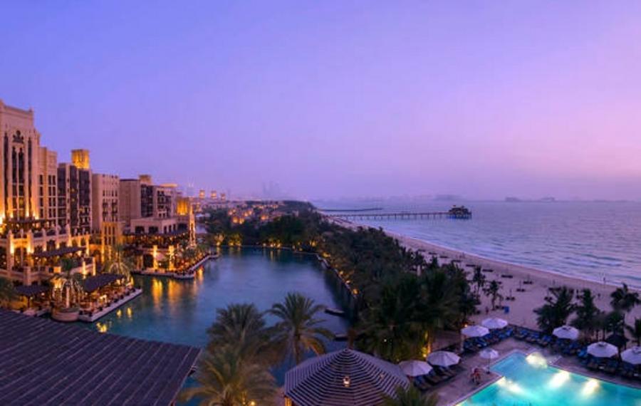 Jumeirah Mina A'Salam - Madinat Jumeirah (朱美拉和宫酒店)