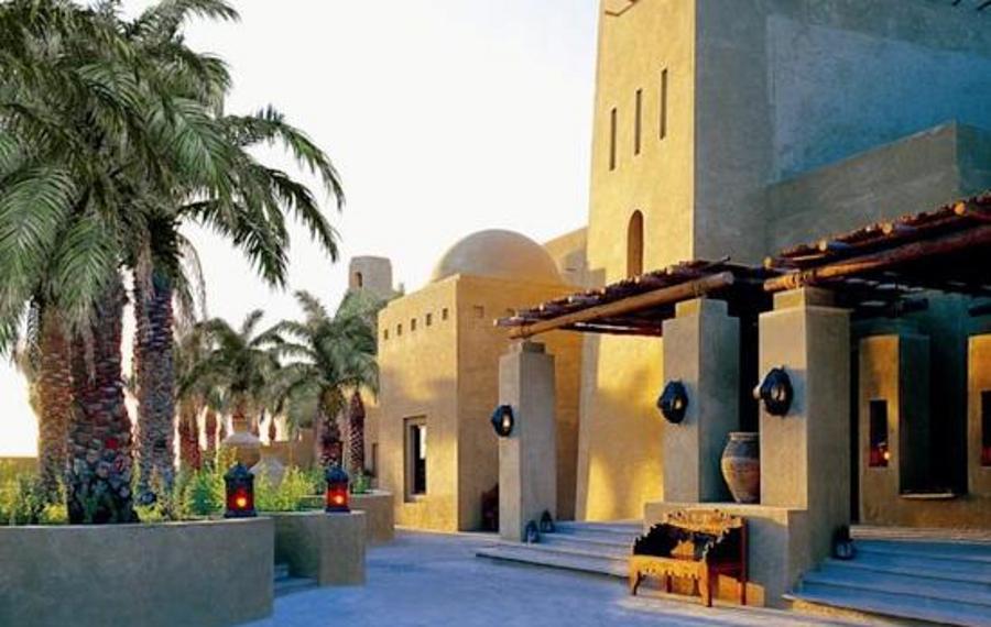 巴卜阿尔沙姆斯沙漠温泉度假村