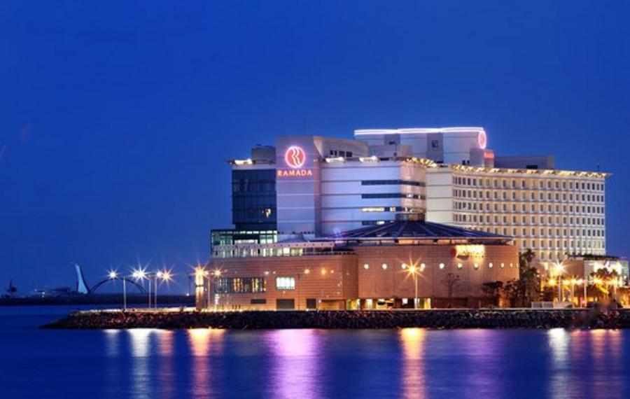 濟州島華美達廣場大酒店