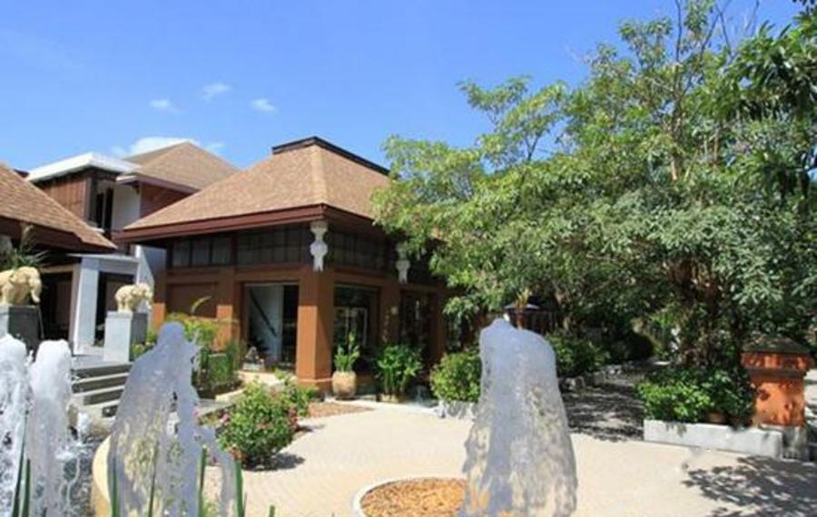 Pavilion Samui Villas & Resort(苏梅岛帕维利恩精品度假村)
