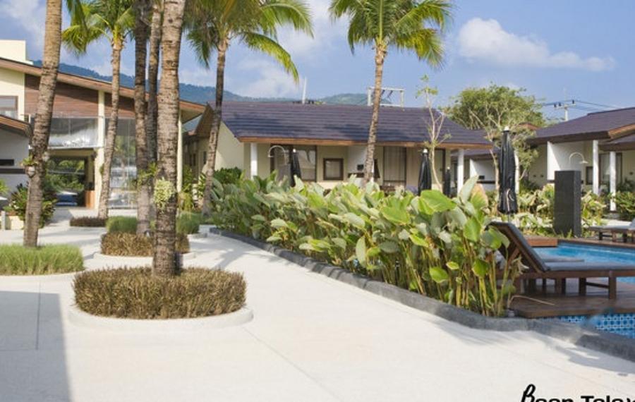 Baan Talay Resort Samui (苏梅岛班塔蕾度假村)