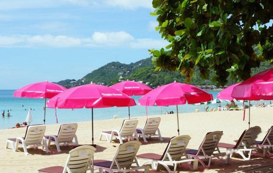 苏梅岛查汶海滩度假酒店