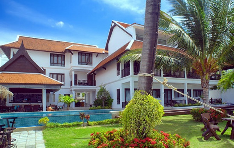 苏梅岛波普海滩之家酒店