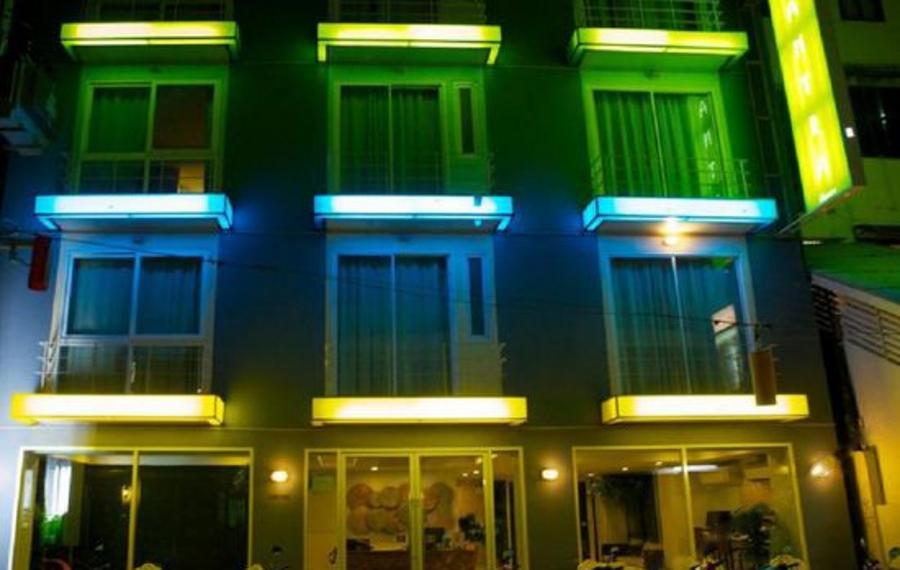 苏梅岛楠特拉差汶水海滩酒店