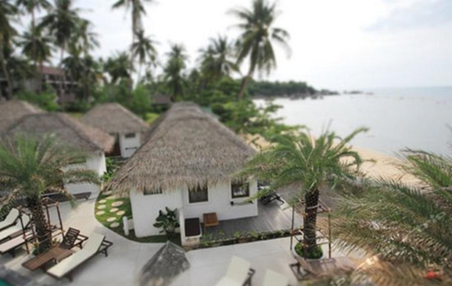 苏梅岛悠长假期海滩度假酒店