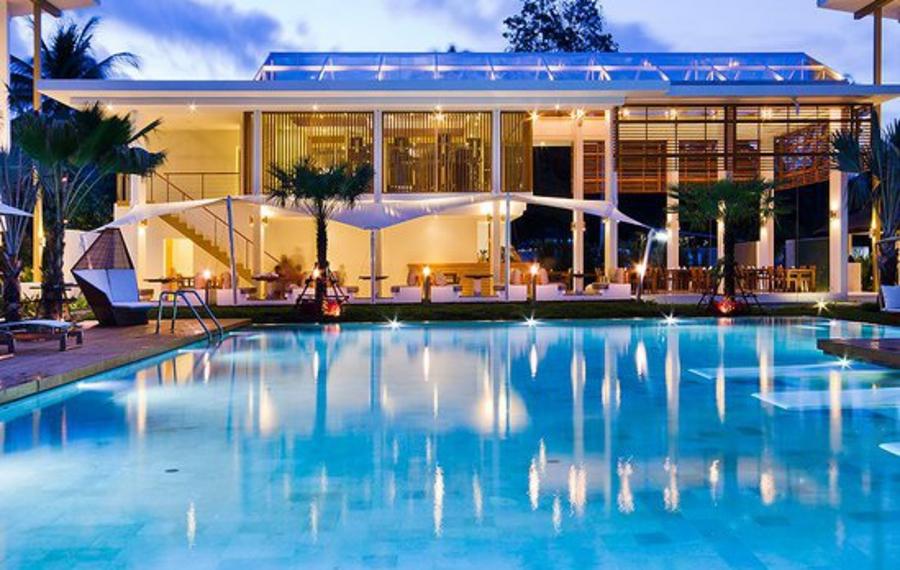 苏梅岛兰纳酒店