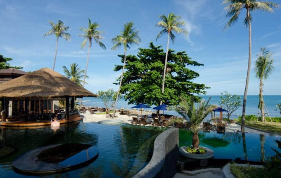 Outrigger Koh Samui Beach Resort (苏梅岛奥瑞格海滩度假酒店)