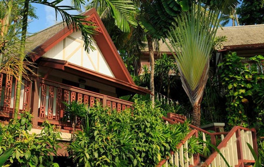 苏梅岛圣塔拉别墅酒店