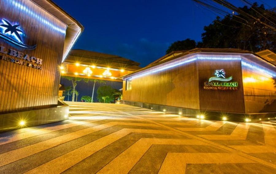 苏梅岛皇家海滩精品度假村