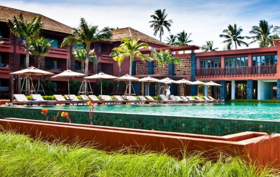 苏梅岛汉沙度假酒店