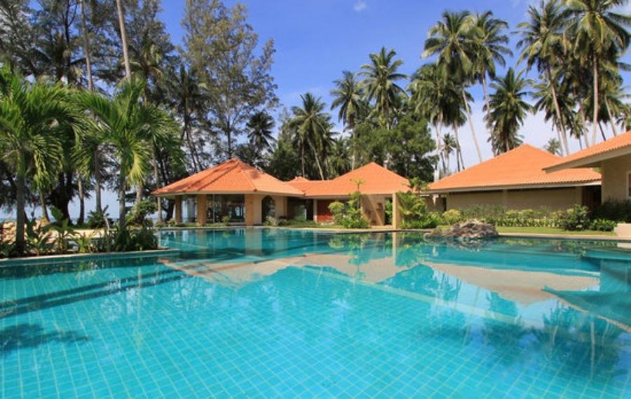 苏梅岛暹罗原住精品度假酒店