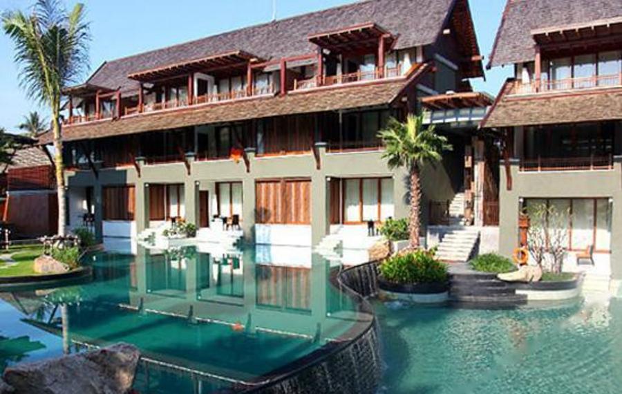 苏梅麦海滩溫泉度假酒店