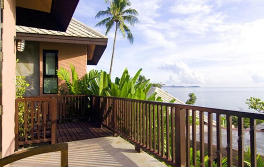 苏梅岛悬崖景观度假村