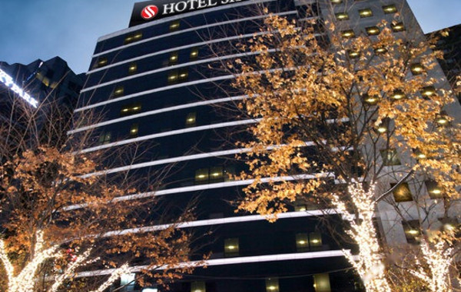 Hotel Skypark Central Myeongdong (天空花園酒店明洞中心店)