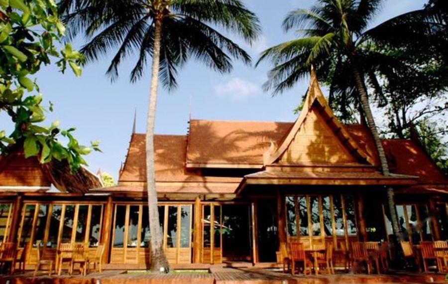 苏梅岛查汶蓝色潟湖酒店