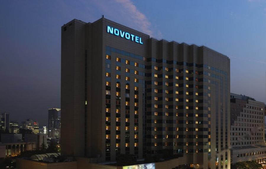 Novotel Seoul Ambassador Gangnam (首尔江南大使诺富特酒店)