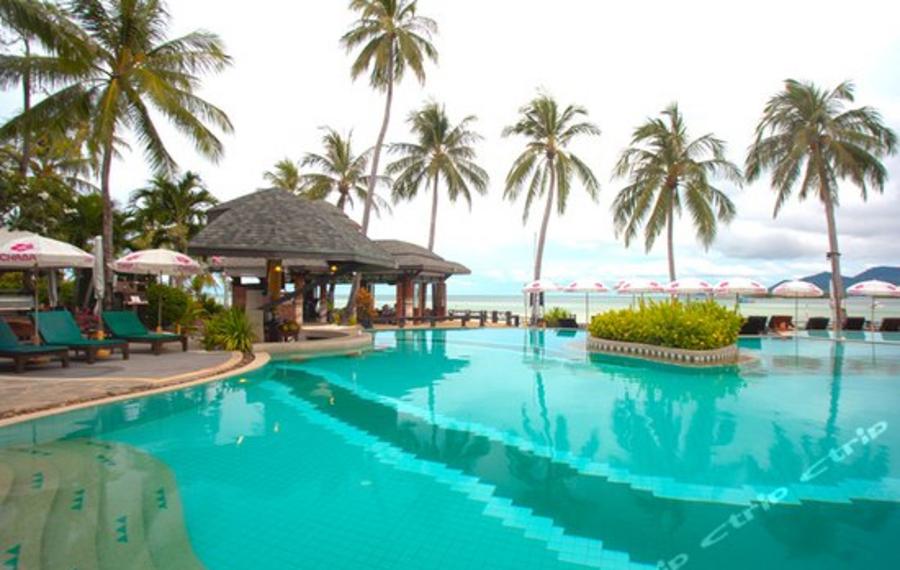 Chaba Cabana Beach Resort & Spa Samui (苏梅岛查博卡巴娜海滩度假村)