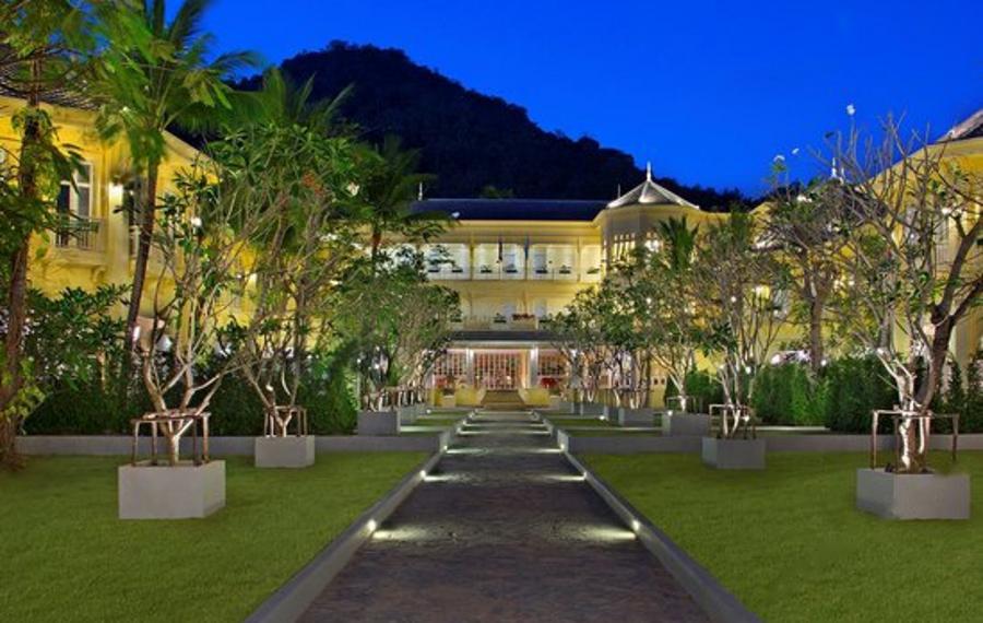 苏梅岛玛娜泰酒店