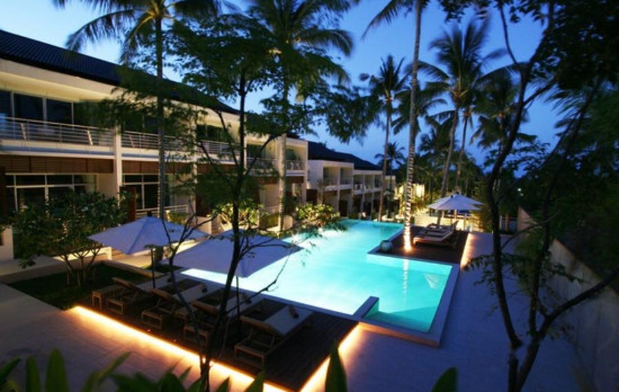 苏梅岛花园酒店