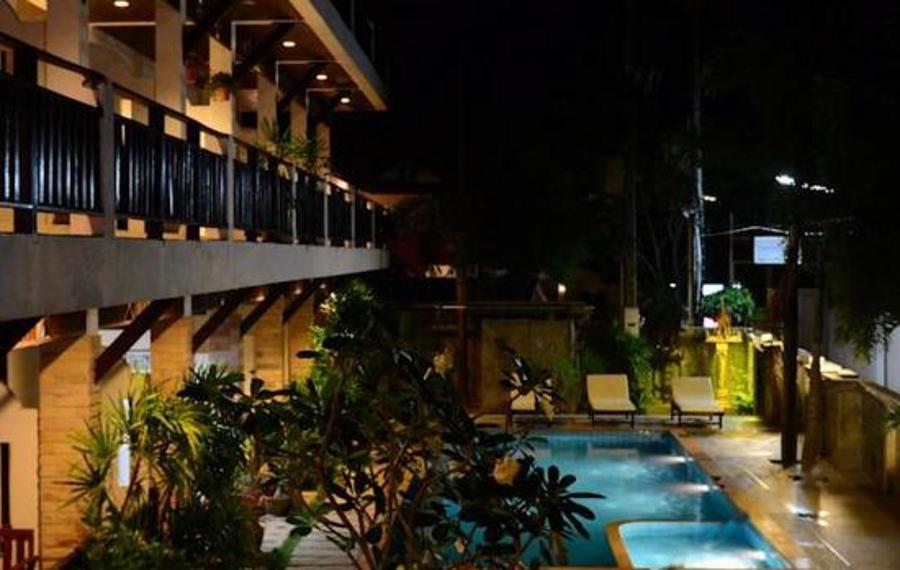 苏梅岛万达之家度假酒店