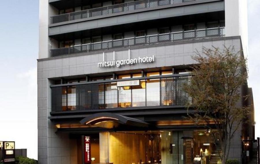 京都四条三井花园酒店