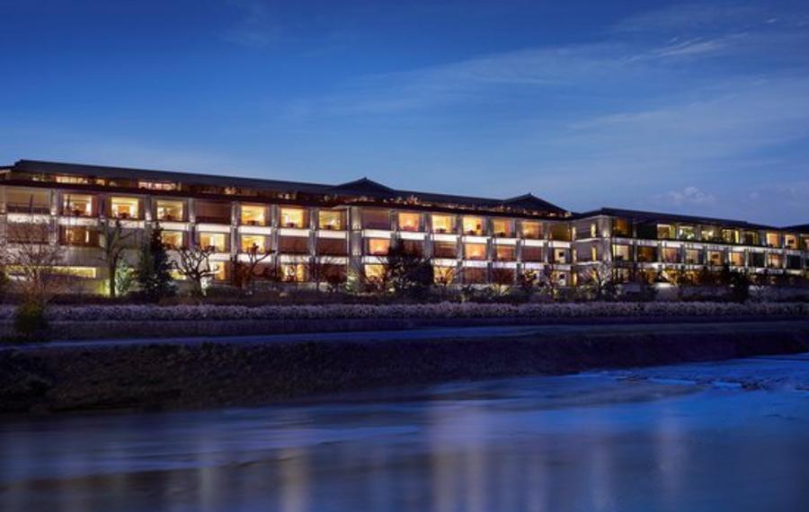 京都丽思卡尔顿酒店