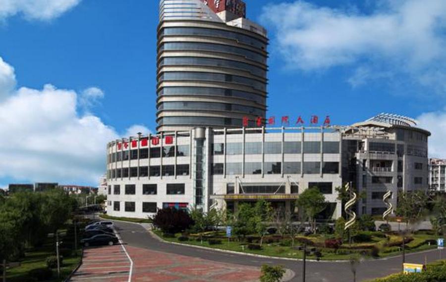 扬州皇华国际大酒店