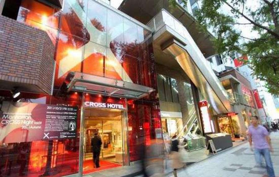 大阪十字形酒店(Cross Hotel)