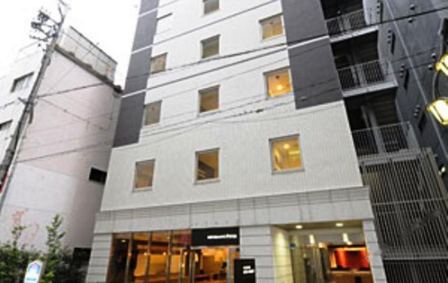 大阪心斋桥最佳西方酒店
