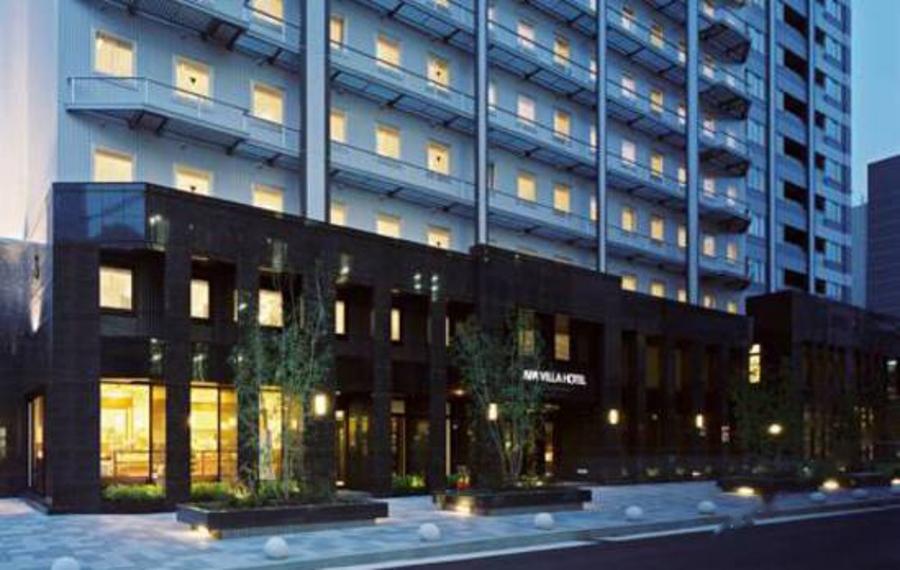APA Villa Hotel Yodoyabashi(APA别墅酒店)