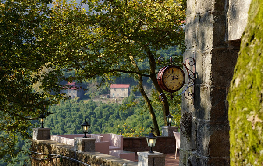 莫干山160别墅酒店