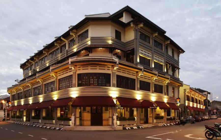 Hotel Penaga Penang (槟城柏那卡精品酒店)