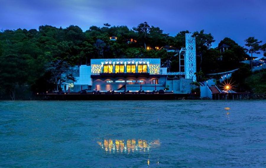 皮皮岛360别墅酒店