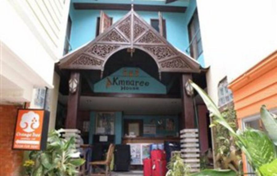 Kinnaree House Phi Phi(披披金纳里酒店)