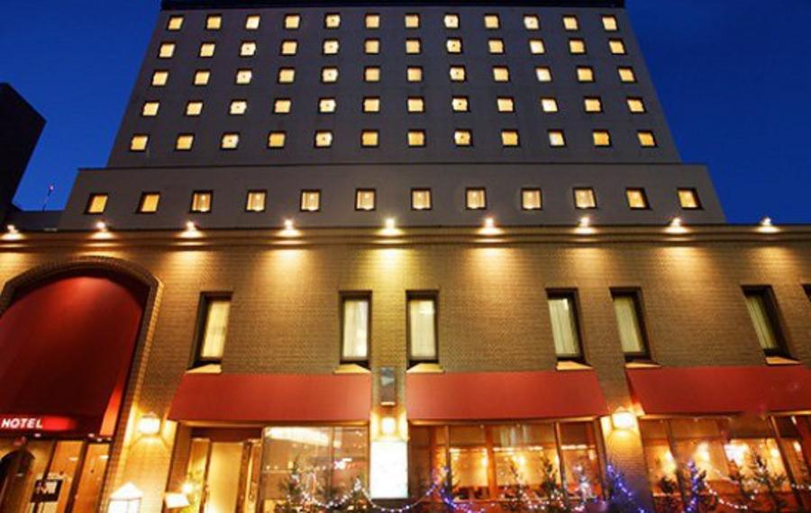 Nest Hotel Sapporo Ekimae Hokkaido (北海道札幌站前Nest酒店)
