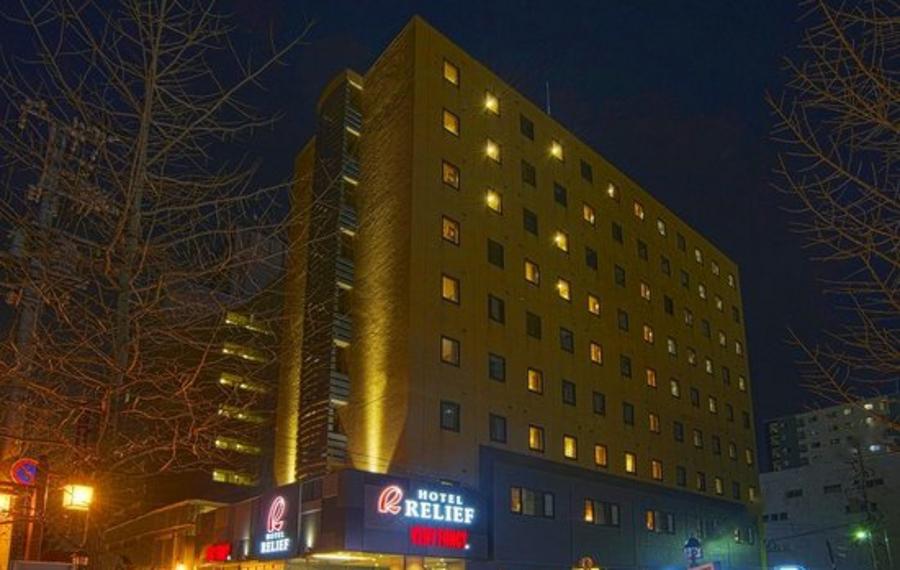 北海道札幌薄野安心酒店