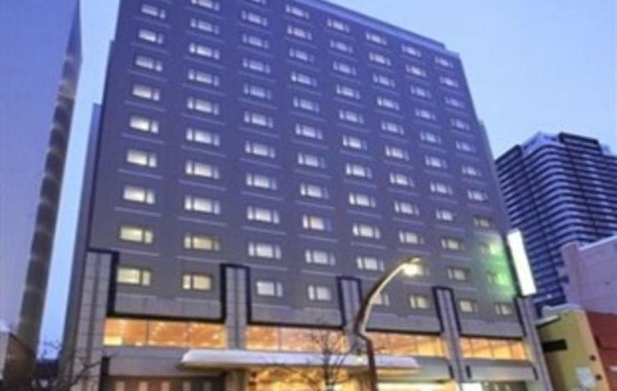 Vessel Inn Sapporo Nakajimakoen(札幌中岛花园酒店)                又名:Vessel Inn Sapporo Nakajima Park(札幌中岛公园船舶酒店)