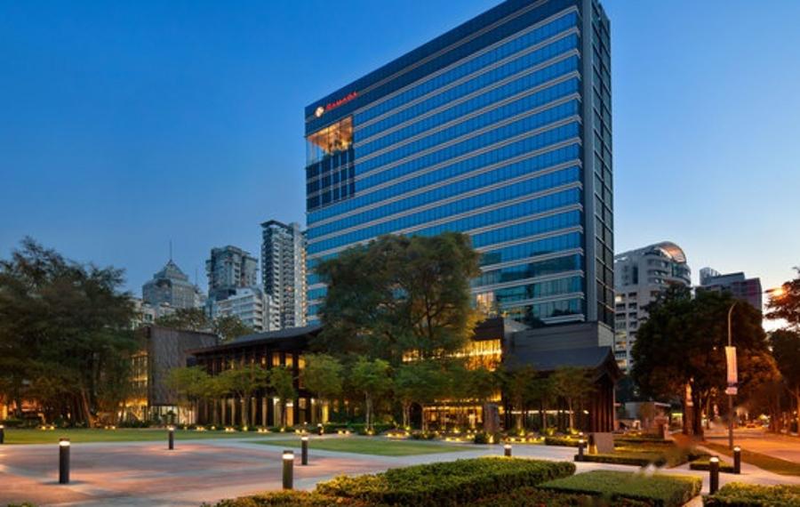 Ramada Singapore at Zhongshan Park (新加坡中山公园华美达酒店)